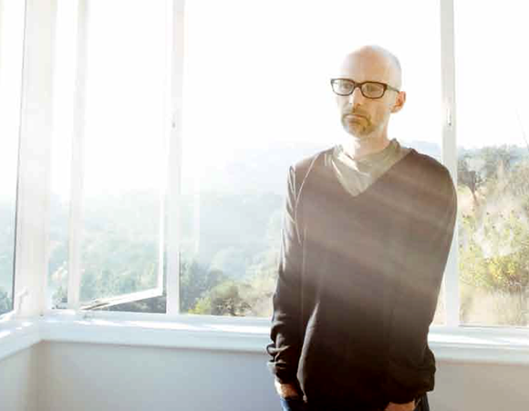 Moby at home - Room 100 Magazine