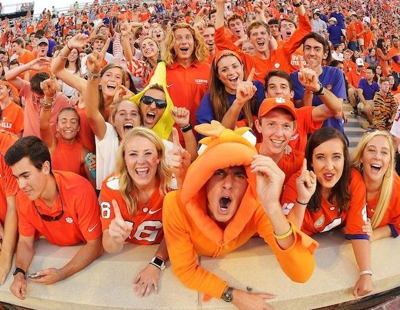 The Conversion of an Unlikely Clemson Fan  -  Esquire